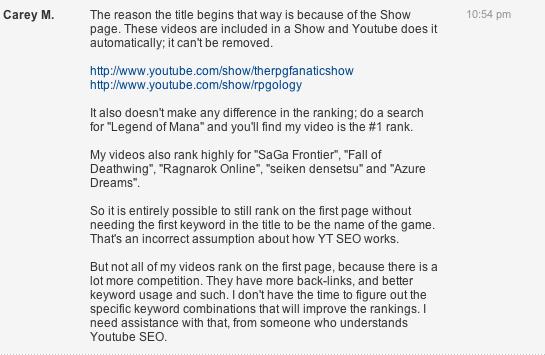 youtube-seo-my-response