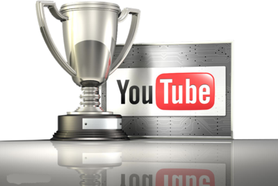 YouTube-Trophy