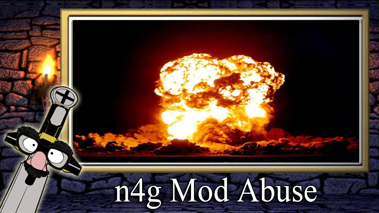 n4g Mod abuse Thumbnail