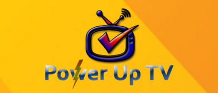 Power Up TV logo