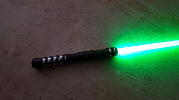 ultrasabers dark sentinel le v4 reviews saber arts lightsaber