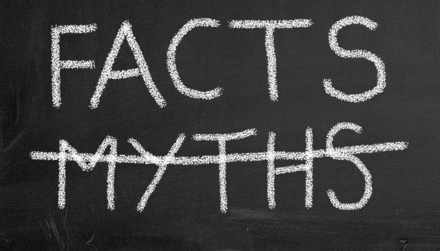 bigstock-Chalkboard-Facts-And-Myths-50156069